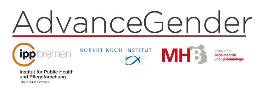 Logo AdvanceGender