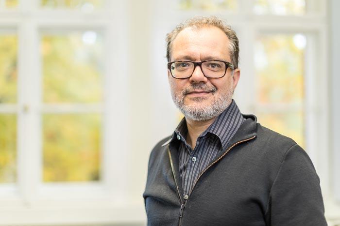 Mitarbeiter MHB Dr. Eric A. Hoffmann