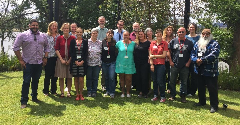 Workshop in Canberra